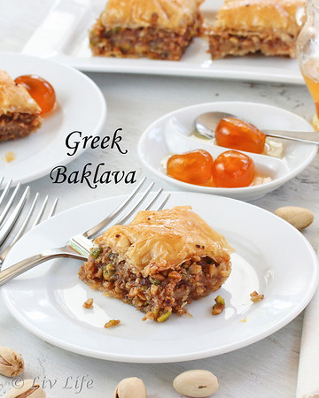 Baklava, Greece
