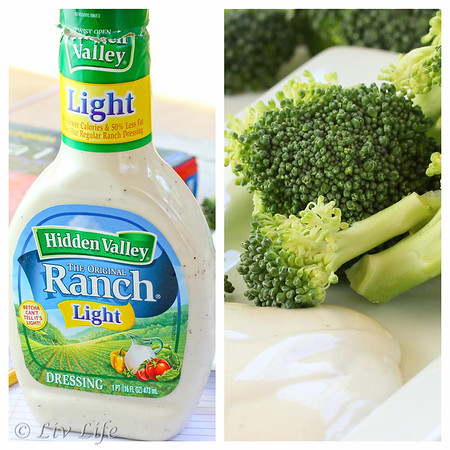 Hidden Valley Ranch with Broccoli