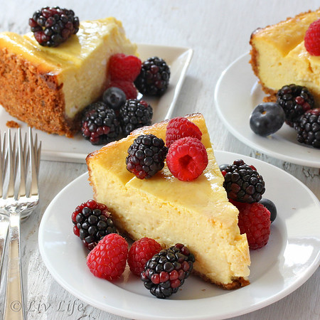 Mango Cheesecake