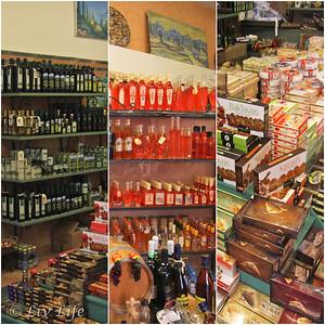 Shopping, Corfu, Greece, Kumquat Liquor