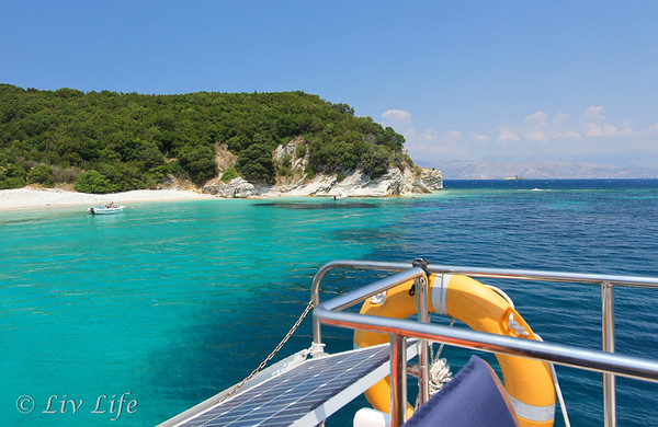 Corfu, Greece, Nautilus Daily Cruises