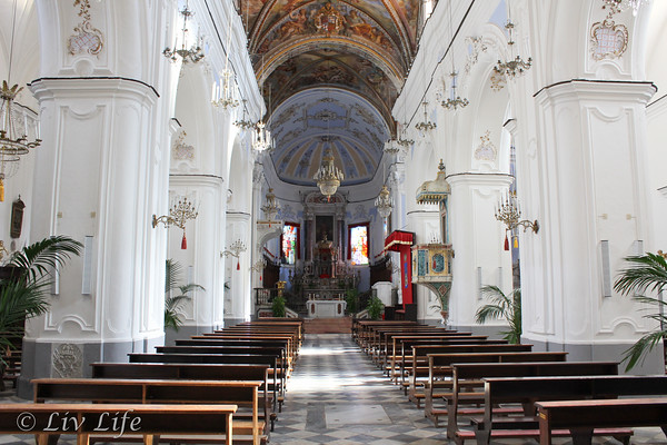 St. Bartholomew, Lipari