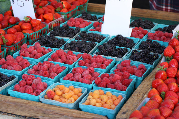 San Louis Obispo, California, Farmer's Market