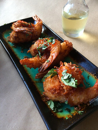 Thai Coconut Shrimp - Bonefish