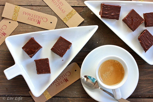 Classic Fudge with Dairy-free and Vegan Option