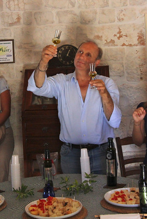 Olive Oil Tasting