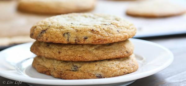 Thomas Keller's Chocolate Chip Cookies