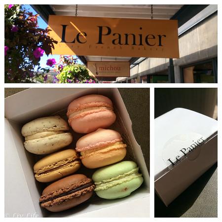 Le Panier, Seattle, Macarons