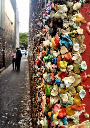 Bubble Gum Alley - San Louis Obispo
