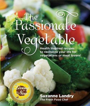 The Passionate Vegetable Book Cover