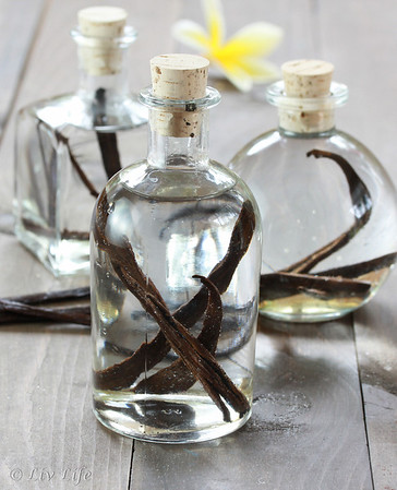 DIY Homemade Vanilla Extract