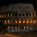 Rome, Colosseum,