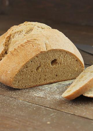 Homemade Onion Rosemary Bread